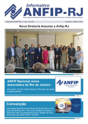 Informativo ANFIP-RJ n° 116
