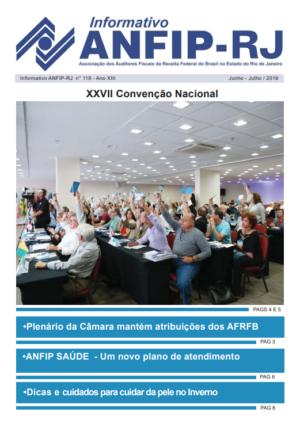 Informativo ANFIP-RJ n° 118