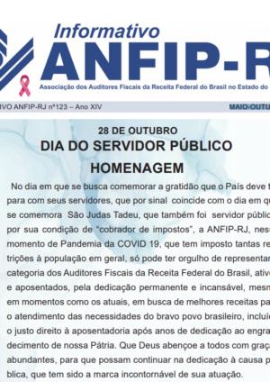 INFORMATIVO ANFIP-RJ nº123 – Ano XIV
